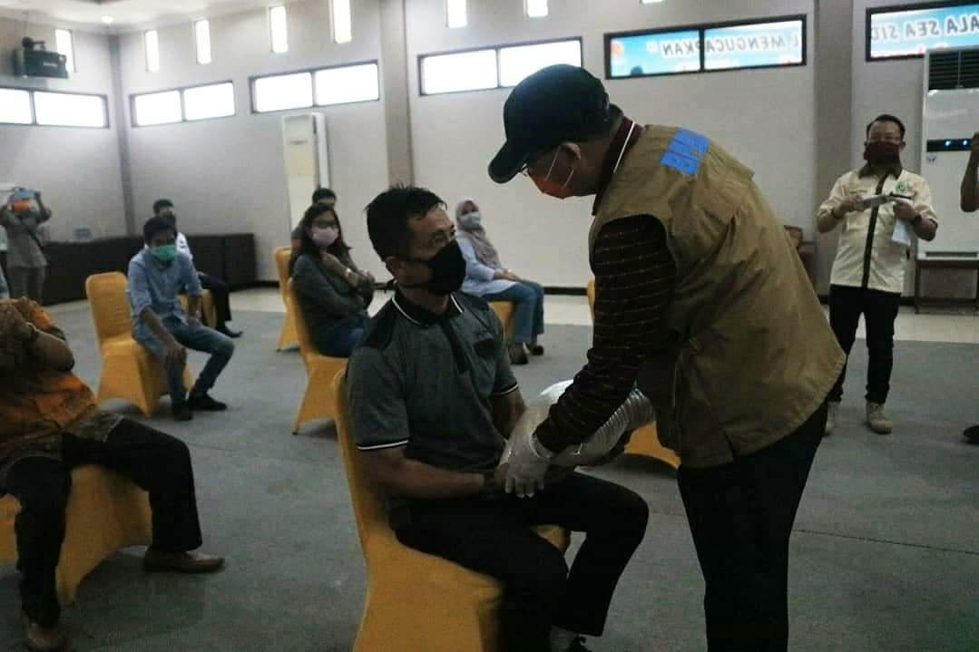 Photo of Pelaku Perhotelan Senang, Saat Denyut Jantung Pariwisata Sedang Drop Gubernur Hadir Beri Semangat