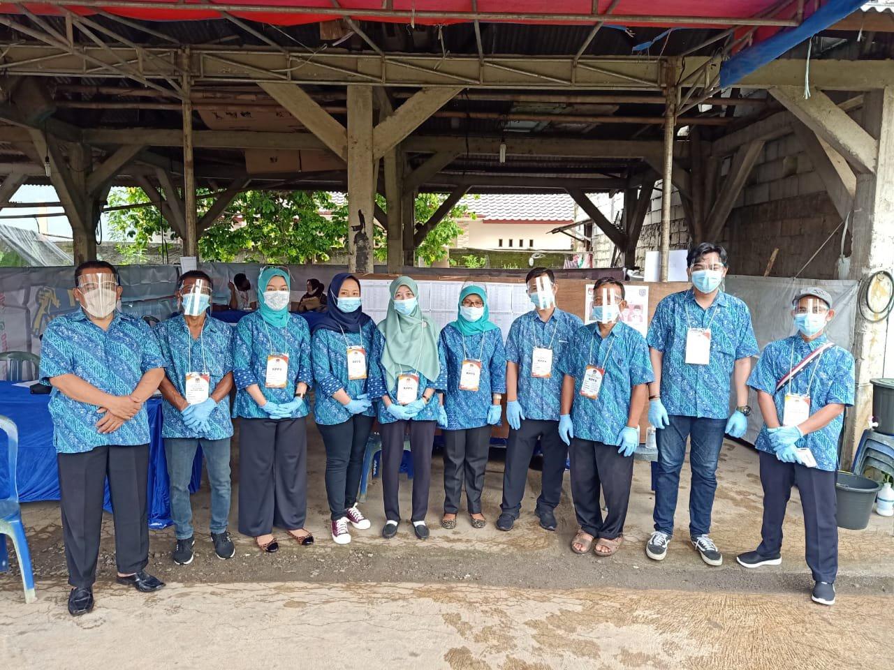 Photo of SOP Protocol Kesehatan Ketat Di TPS 037 Tirtajaya