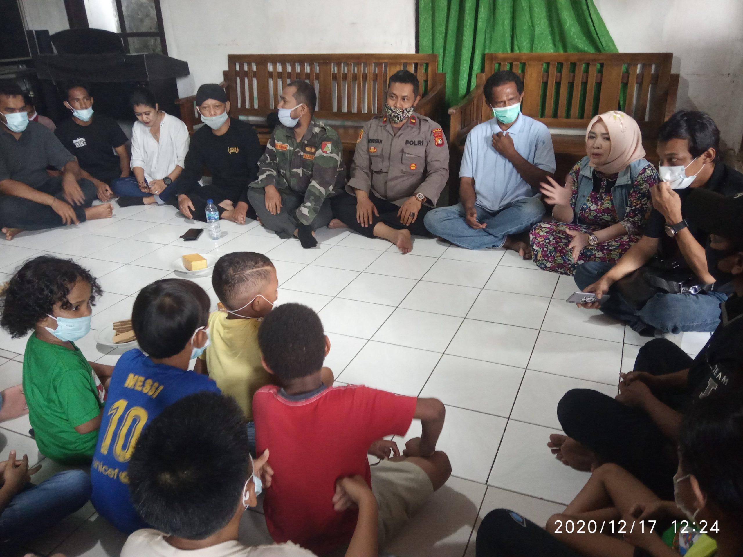 Photo of Mitra Reskrim Community ( MRC ) Kunjungi Dan Berbagi Di Yayasan Franciscus Asisi