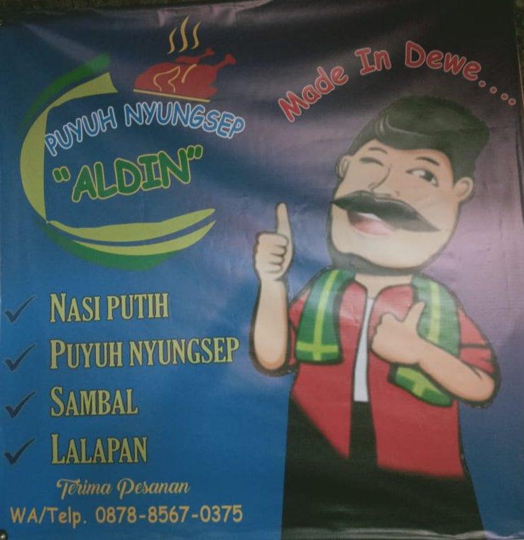 Photo of Aldin Inspirasi Bagi Pelaku Usaha Ditengah Pendemi Yang Melanda Negeri.