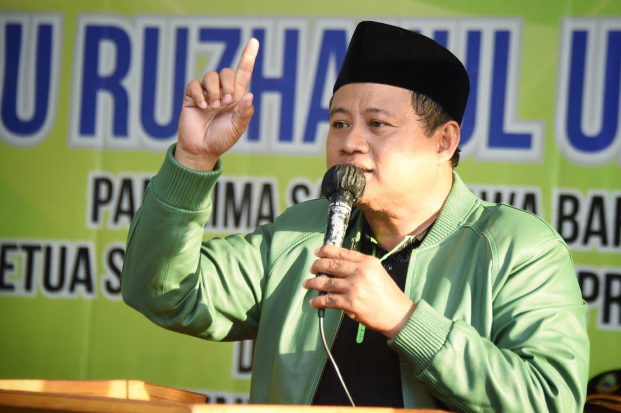 Photo of Harlah ke-48 PPP, Uu Ruzhanul Titip Tiga Pesan Untuk Para Kader