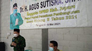 Photo of Bantuan Bibit Ikan dan Tanaman di Berikan Kepada Masyarakat, Dalam Reses Agus Sutisna DPRD Jepara