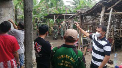 Photo of Tinggal di Gubuk Bambu, Danrem 081/DSJ Bantu Mbah Dimon Miliki Tempat Tinggal Yang Lebih Layak