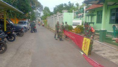 Photo of Wujudkan Keindahan dan Kenyamanan Pangkalan Anggota Koramil 05/Mayong Lakukan Pembersihan.