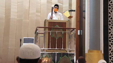 "Photo of Panglima Santri Gayeng, Gus Yasin di Masjid Islamic Center NTB, ""Jangan Memutus Tali Silaturahmi. """