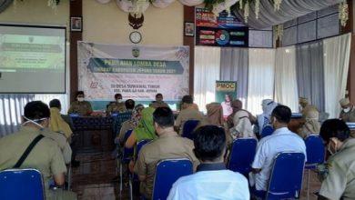 Photo of Dinsospermasdes Kab. Jepara Monitoring Semua Kegiatan Perangkat Desa.