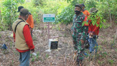 Photo of Babinsa Bersama Tim Gabungan Cek Kondisi Sumur Bor di Petuk Katimpun