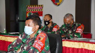 Photo of Kasrem 081/DSJ Ikuti Rakor Penanganan PMI dan WNA di Jatim