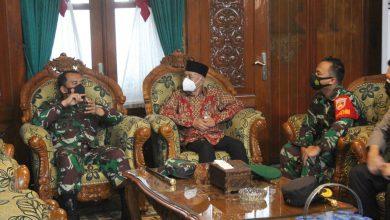 Photo of Kunjungan Kerja Pangdam IV/Diponegoro Mayjen TNI Rudianto Ke Wilayah Kabupaten Jepara.