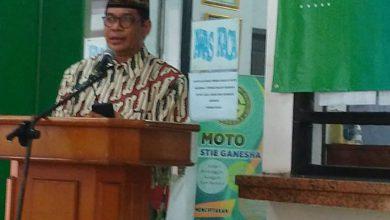 Photo of Halal Bi Halal dan Rapat Evaluasi STIE Ganesha Jakarta