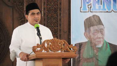 Photo of Gus Yasin Lantik Dan Kukuhkan Santri Gayeng Nusantara Pemalang