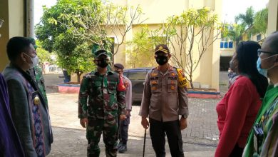 Photo of Dandim 0719/Jepara Dan Kapolres Jepara Mengecek Kesiapan Tempat Karantina Bagi Pasien Covid-19.