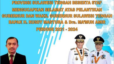 Photo of Ir. Abd. Razak, MT Kadis Cipta Karya dan SDA Prov SulTeng