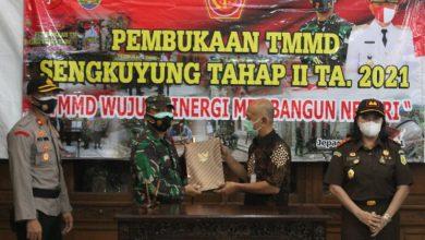 Photo of TMMD Sengkuyung Tahap II Dimulai, Fokus Bangun Jalan Dan RTLH