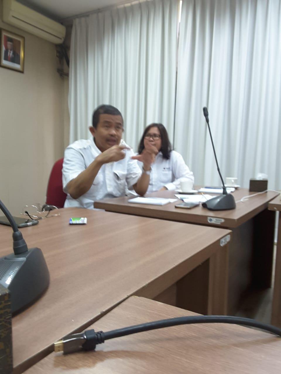 Photo of Forum Dosen Nasional (FDN) Sambangi BNSP, Laporkan LSP PIB