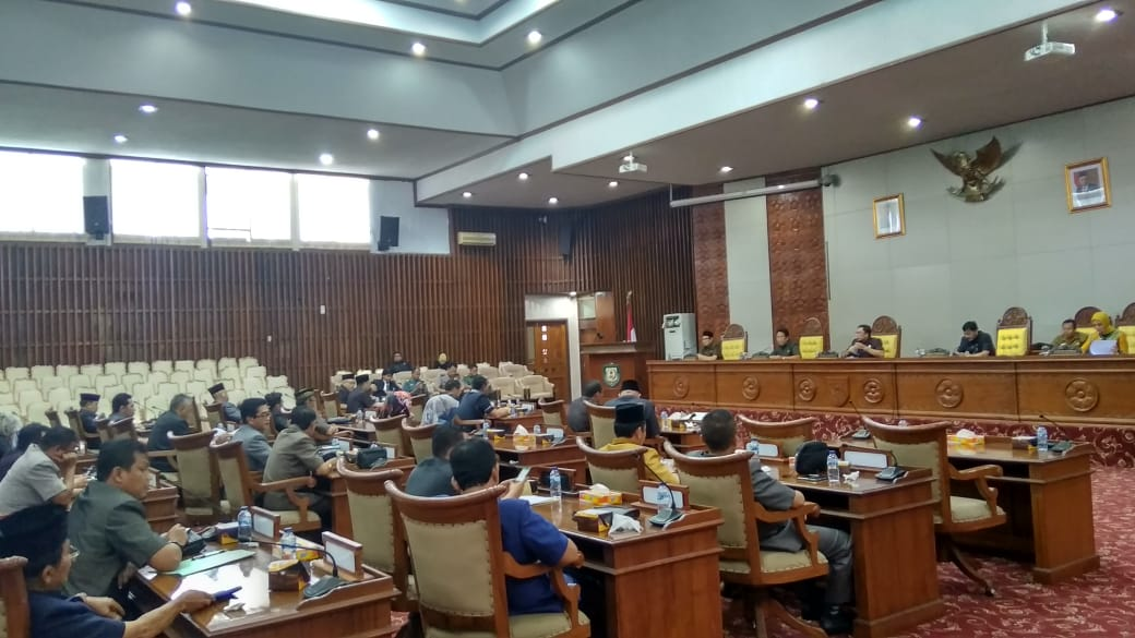 Photo of Pembahasan Selesai, Pansus RPJMD Dibubarkan