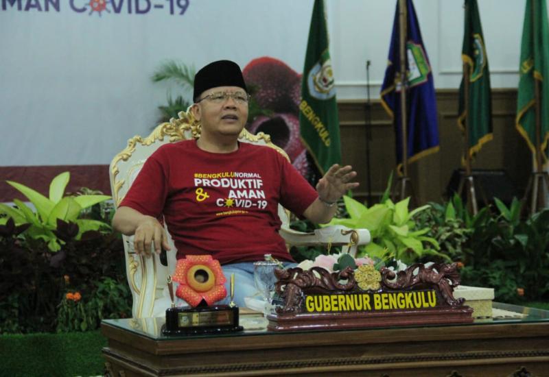 Photo of Sambut New Normal, Gubernur Rohidin Optimis