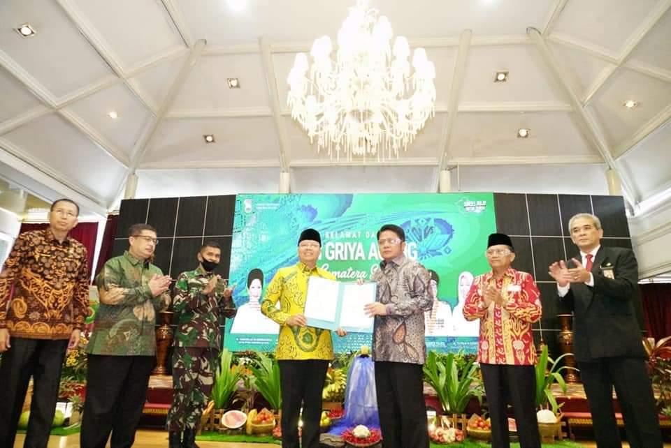 Photo of Tingkatkan Kontribusi Sumatera, Rohidin Dan Herman Deru Sepakat Perkuat Konektivitas Serta Komoditas