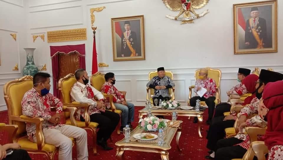 Photo of Gubernur Rohidin Apresiasi Pencegahan Terorisme di Provinsi Bengkulu