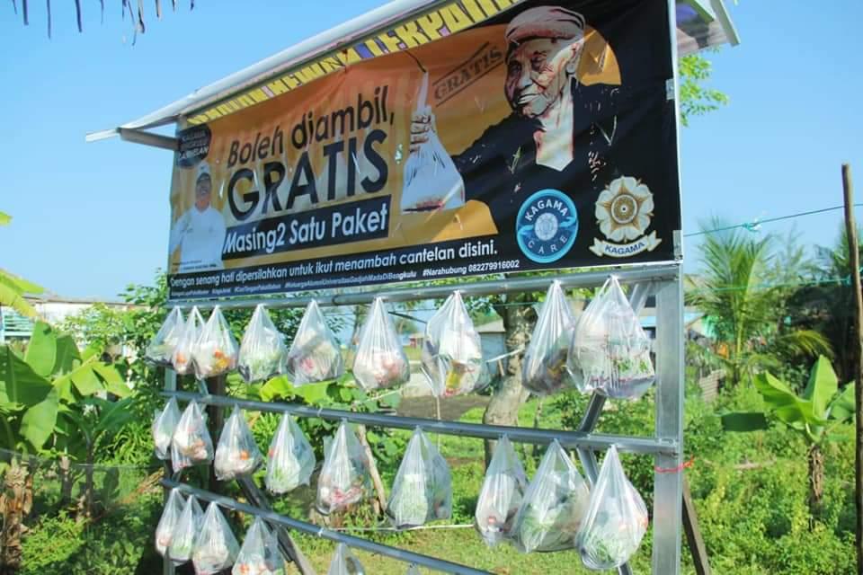 Photo of Bersama Kagama, Gubernur Rohidin Launching 'Canthelan' Dikelurahan Berkas
