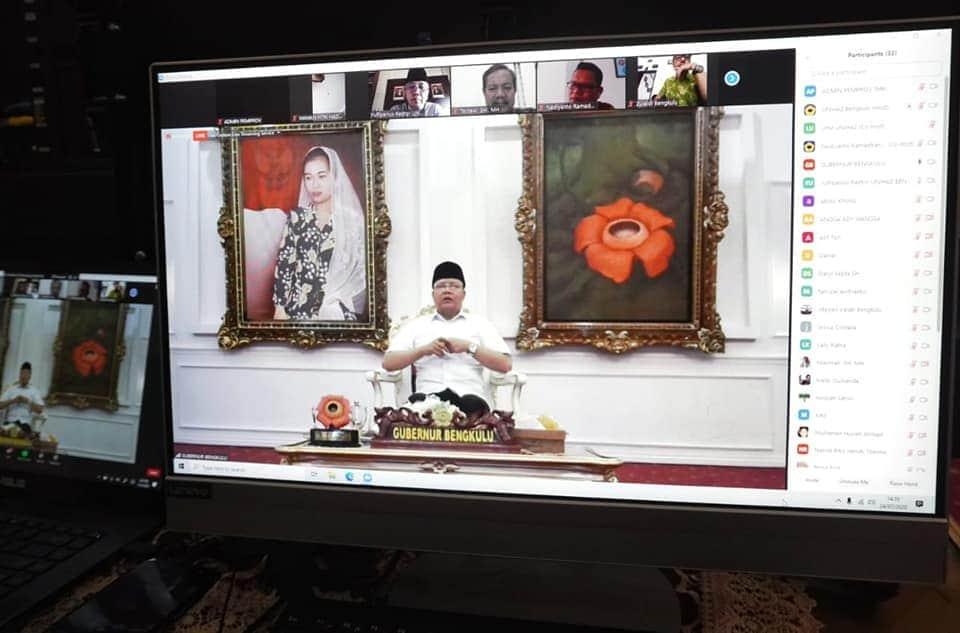 Photo of Gubernur Rohidin: Provinsi Bengkulu Harus Kembali Kepada Marwahnya